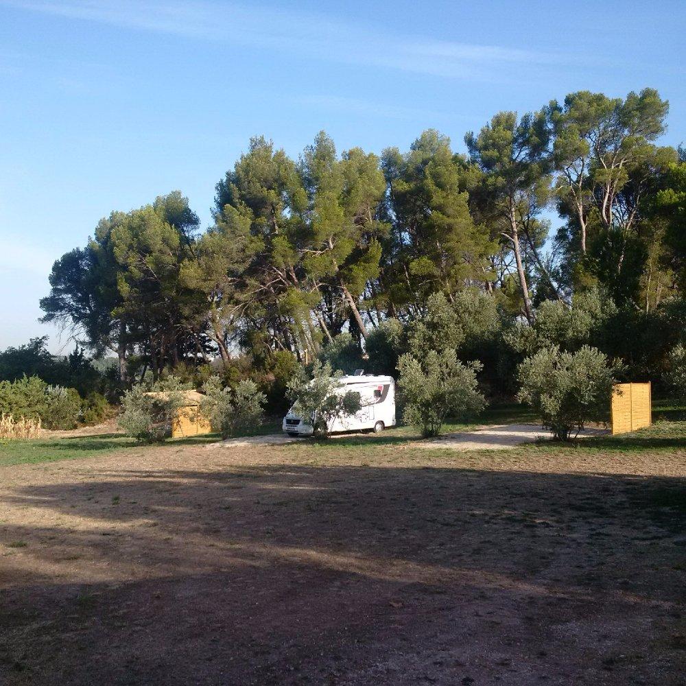Aire camping-car à Aix-en-Provence (13080-13090-13100-13290-13540) - Photo 1